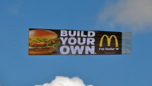 Sky Advertising – Most Appealing and Novel Advertising