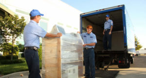 Commercial Moving Company Services